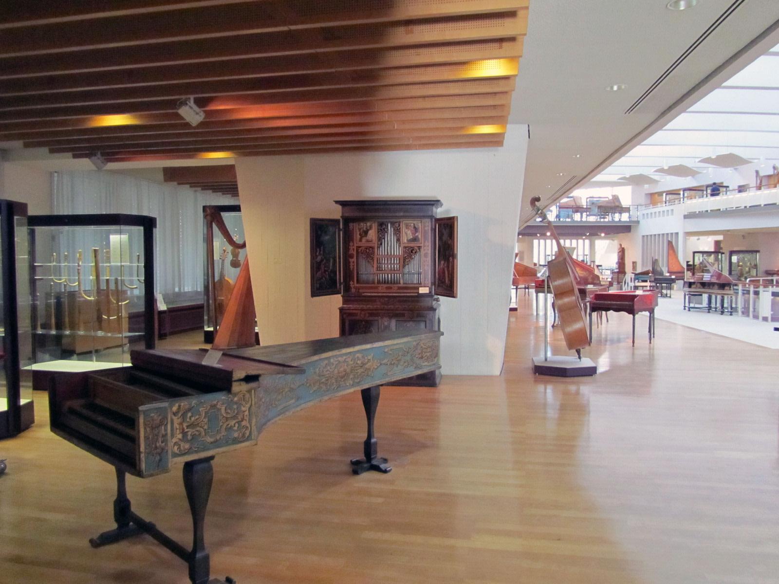 Museo degli strumenti musicali, Berlino