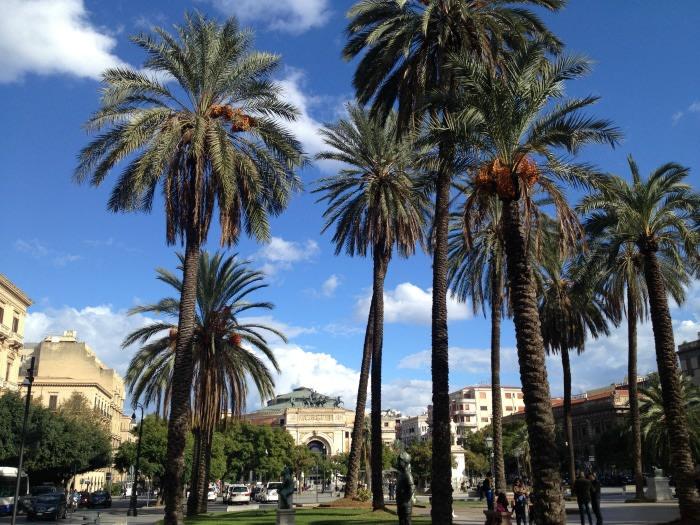 Palermo, centro città
