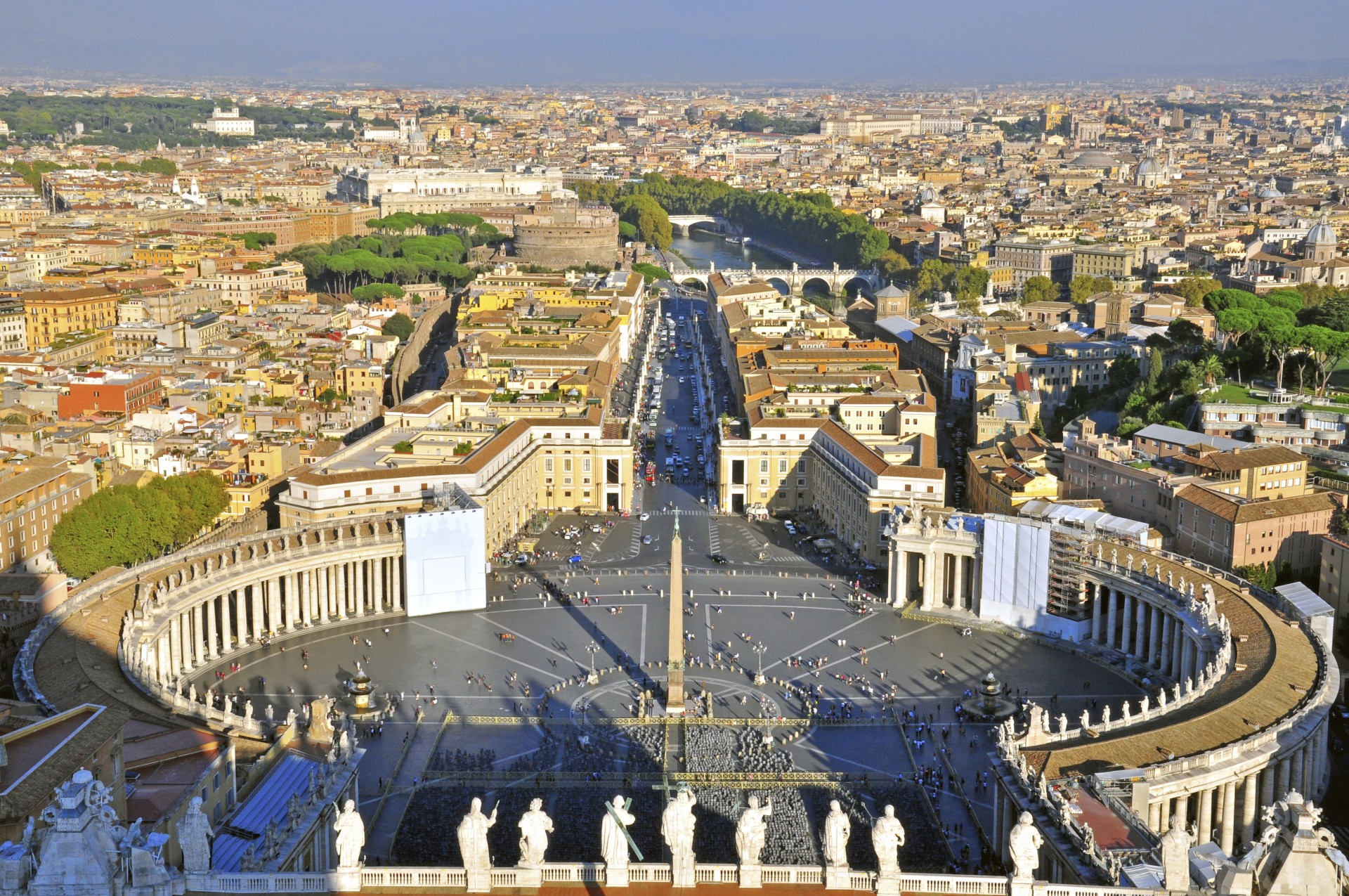 Vatican - the smallest country