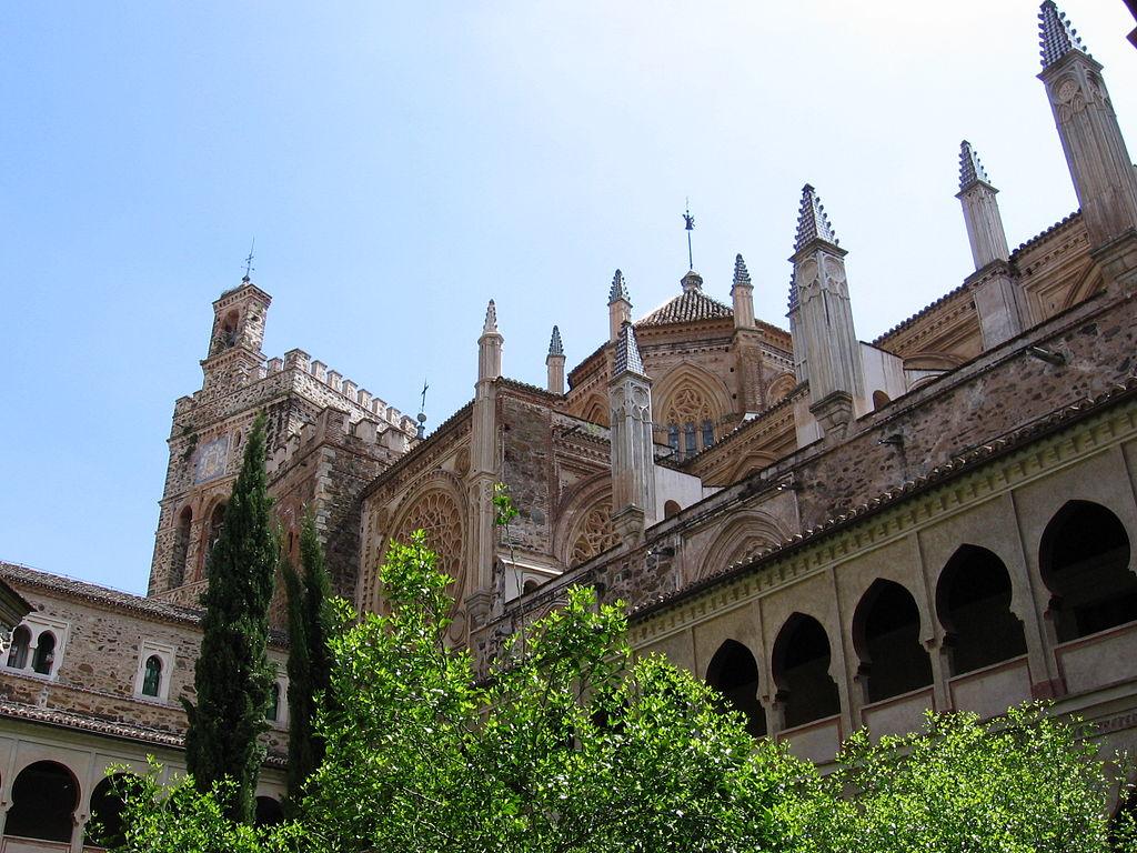 Il Monastero Reale a Guadalupe