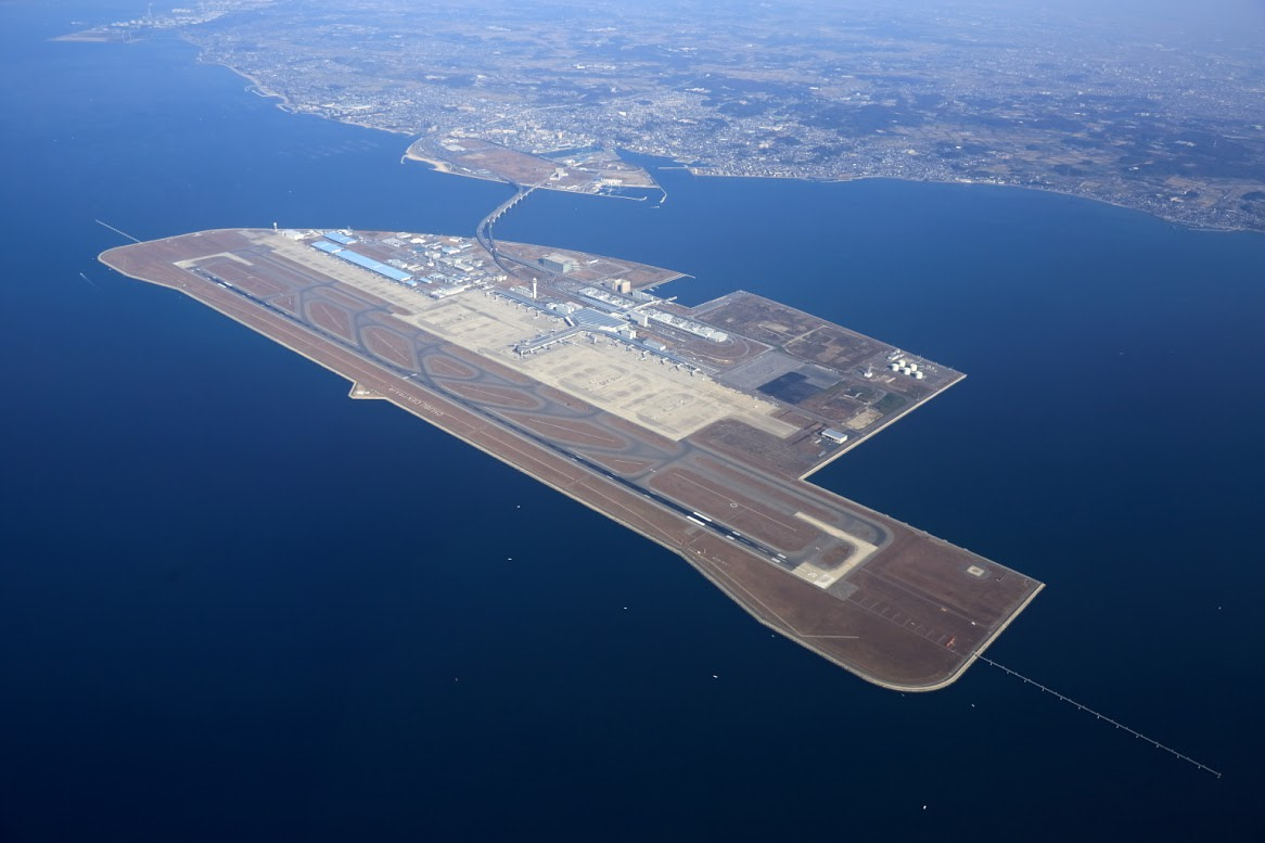 Aeropuerto Internacional Central Japón