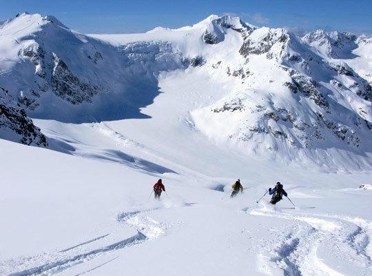 Esquí en Bariloche