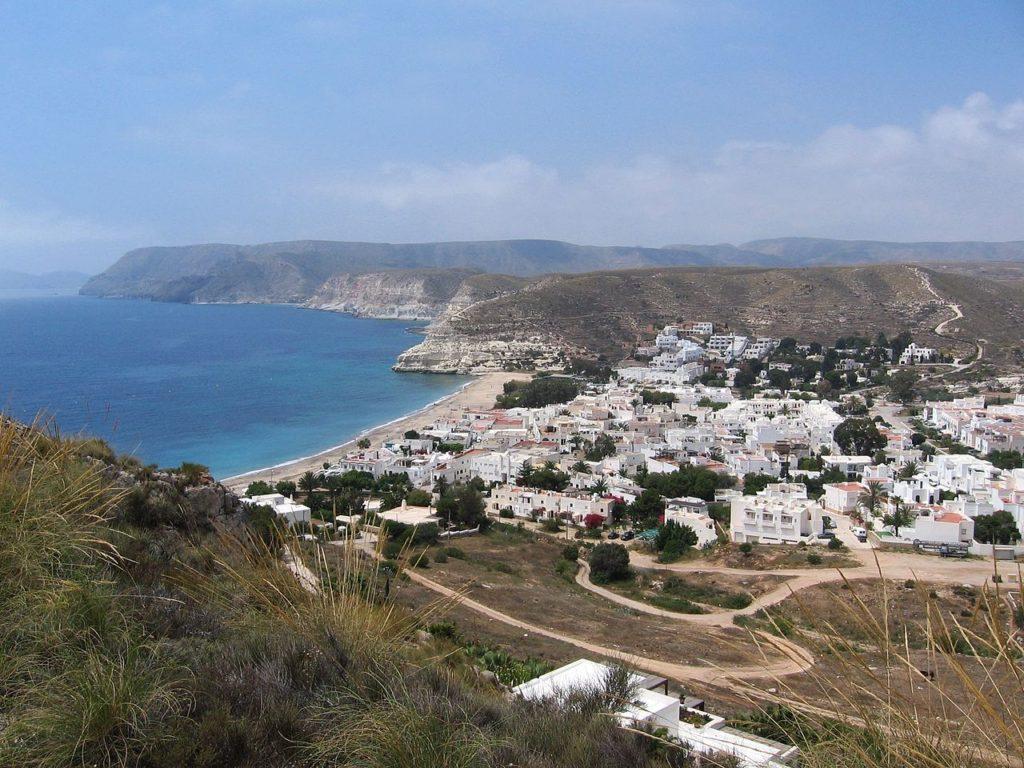Pueblos blancos de andalucía: Agua Amarga