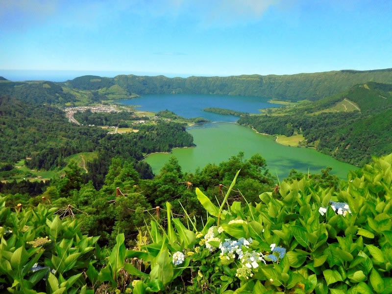 viajes low cost: azores Portugal