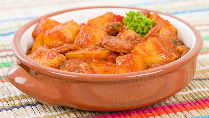 Ruta gastronómica Patatas a la riojana