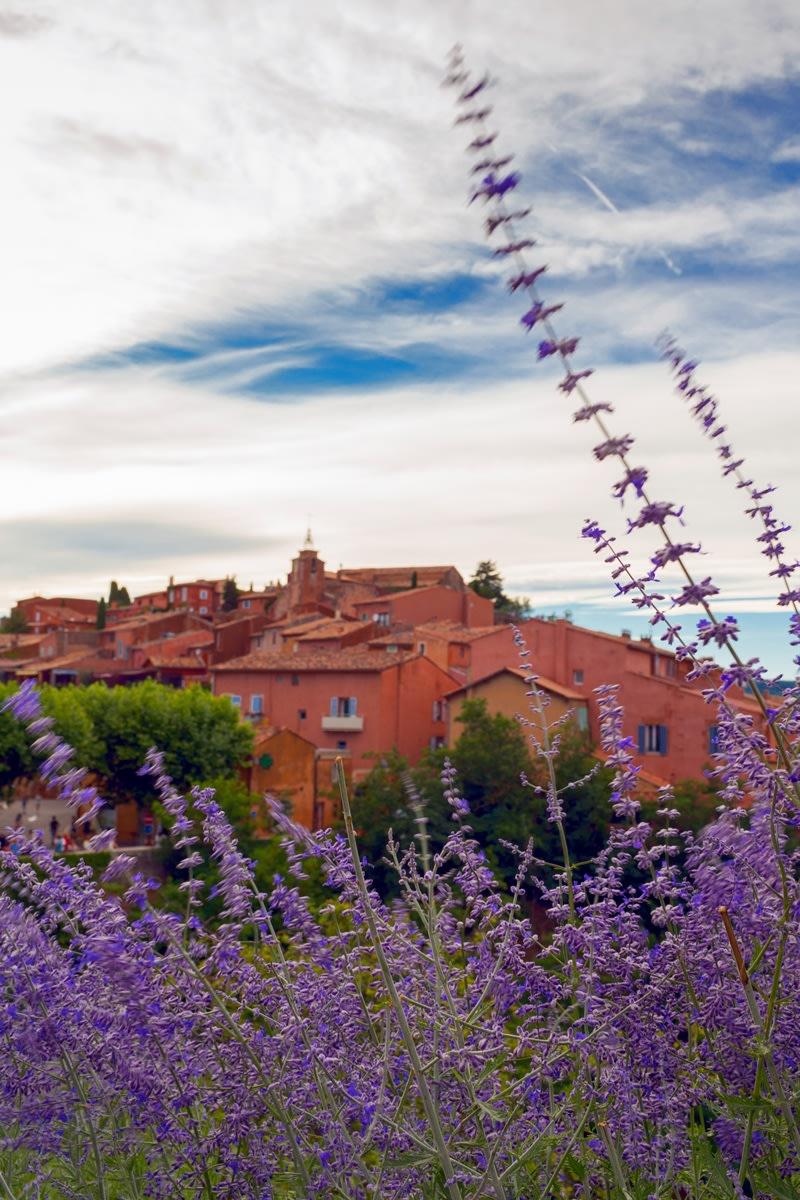 Provenza, Roussillon