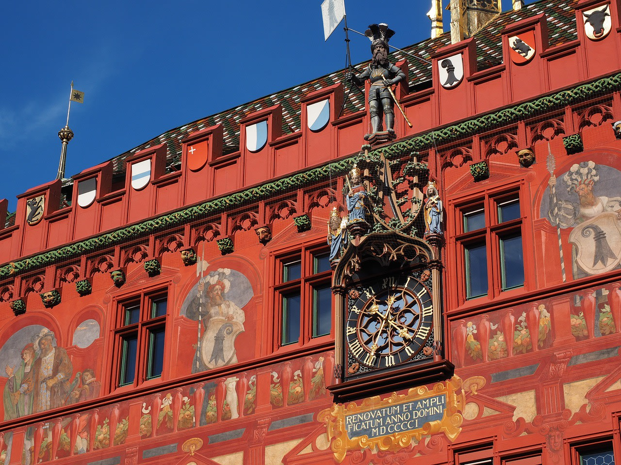 Municipio di Basilea