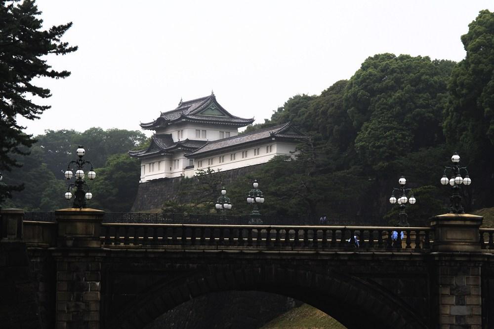 Il Palazzo Reale di Tokyo