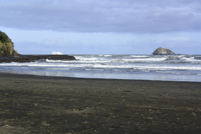 Nueva Zelanda: Playas