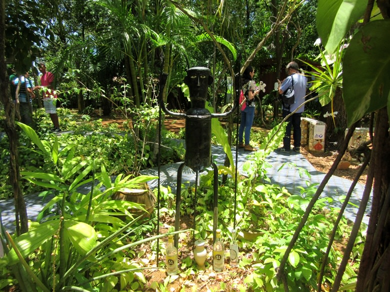 Salvador de Bahía: Casa Jorge Amado