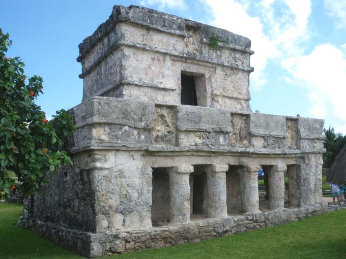 ruinas mayas de tulum riviera maya