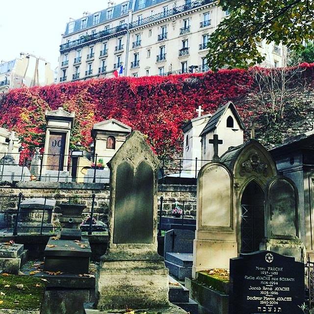 parigi cimitero da visitare