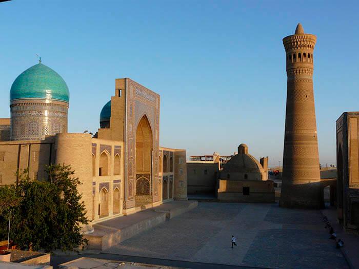 bukhara ciudad de uzbekistan