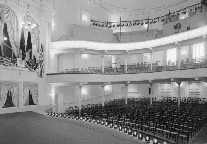 ford's theatre washington