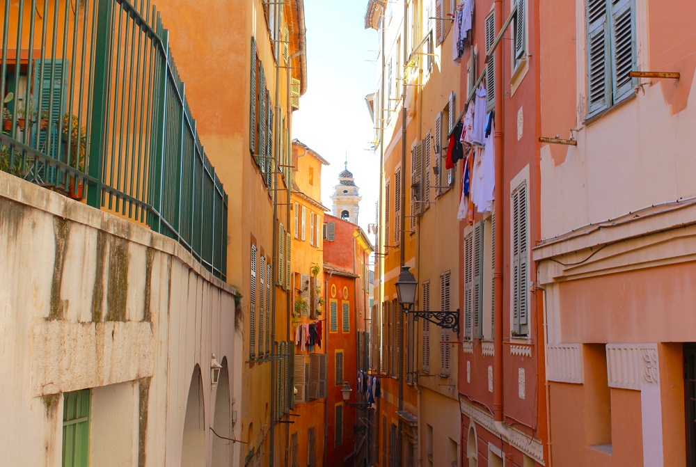 1. Scorcio di Vieux Nice