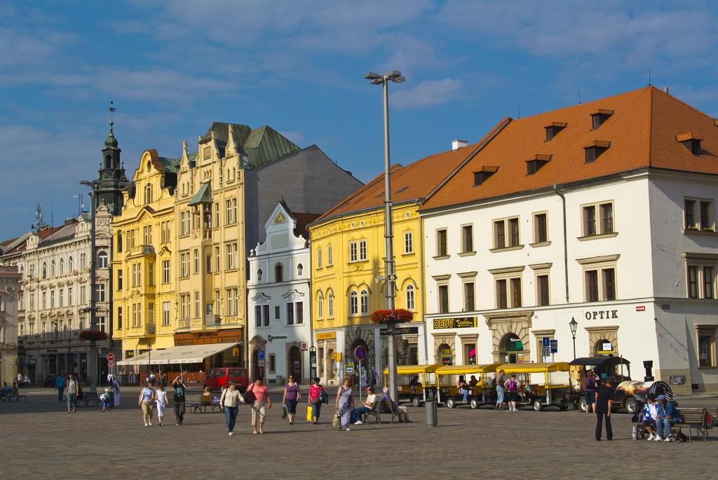 Pilsen en República Checa