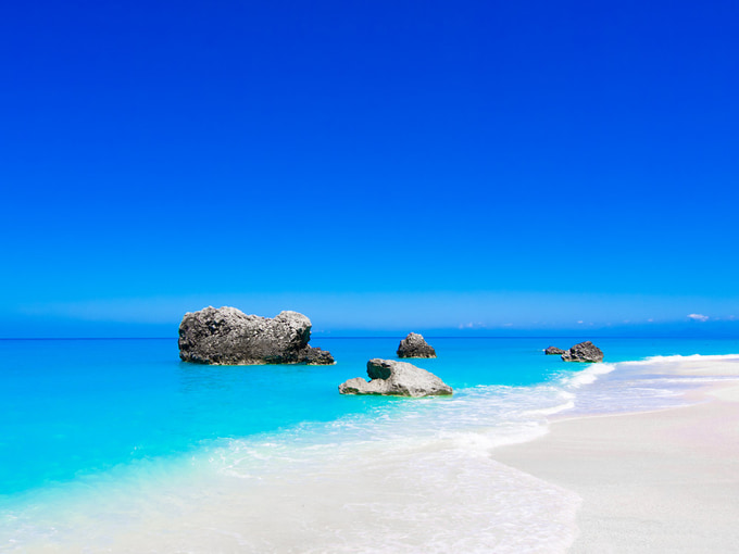 6 islas griegas: isla de lefkada