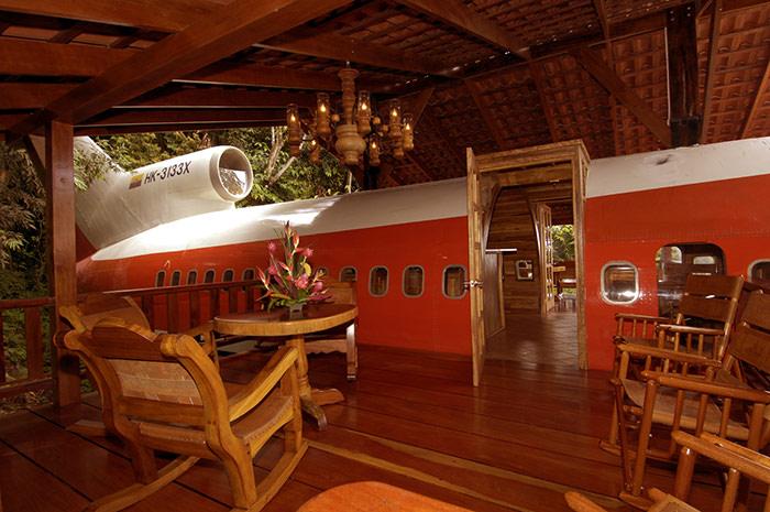 Costa Verde Jumbo Jet