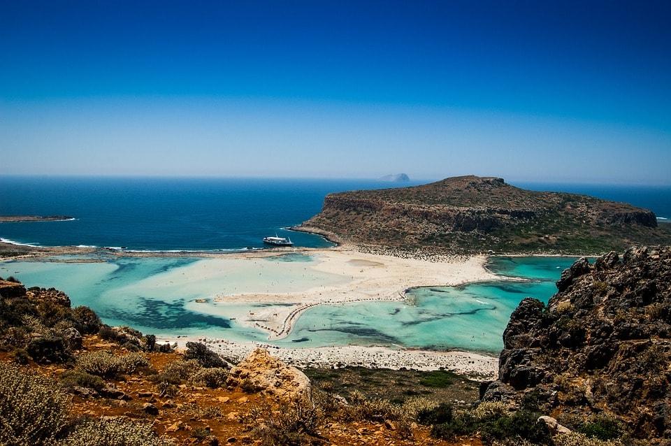 Playas naturistas: Playa de Elafonisi