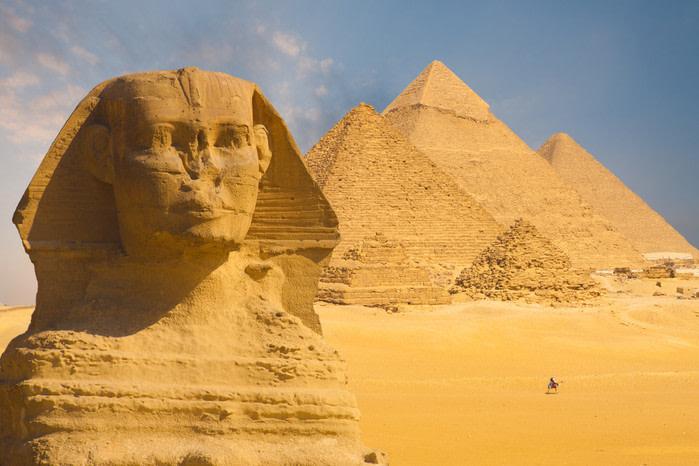 Qué ver en el Cairo: Giza