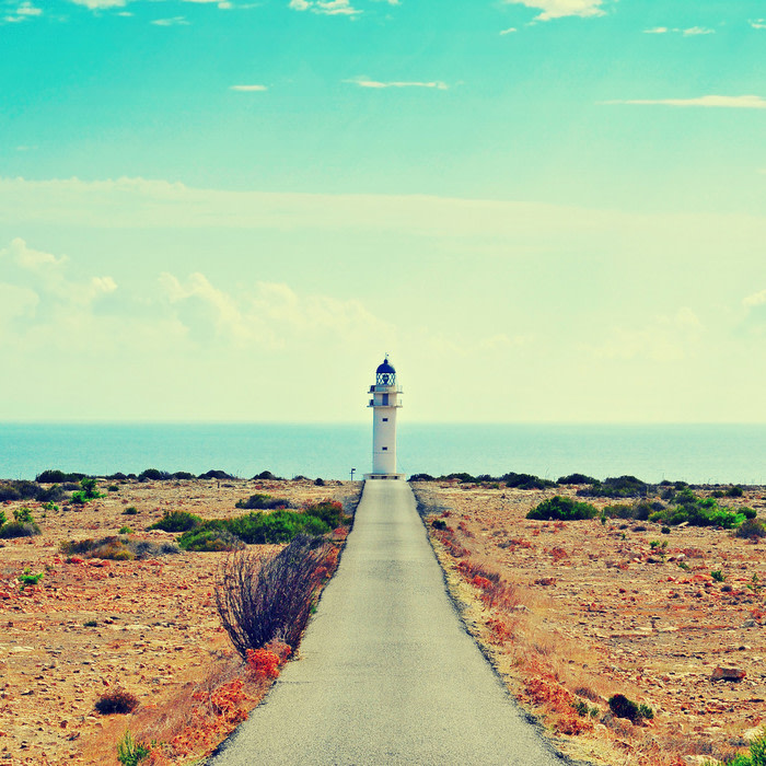 Formentera: Faro de Barbaria