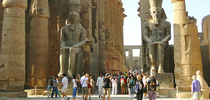 Qué ver en Egipto: templo de Karnak