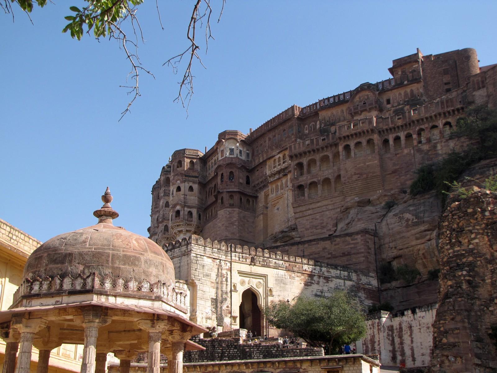 Mausoleo Jaswant Thada, Jodhpur