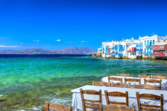 Islas griegas: Mikonos