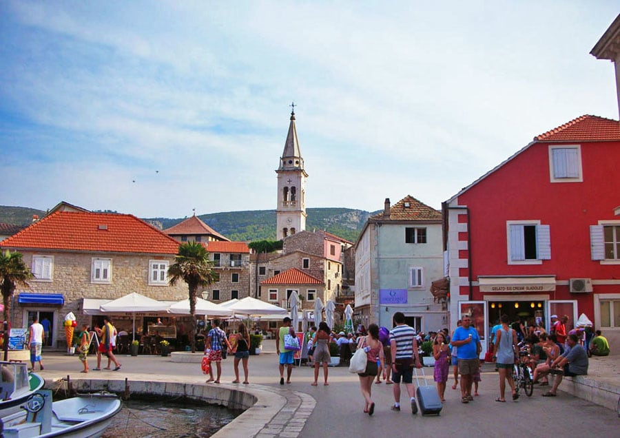Jelsa, isola di Hvar
