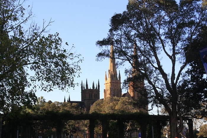 parque en sydney
