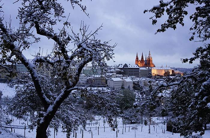 Qué hacer en Praga en invierno