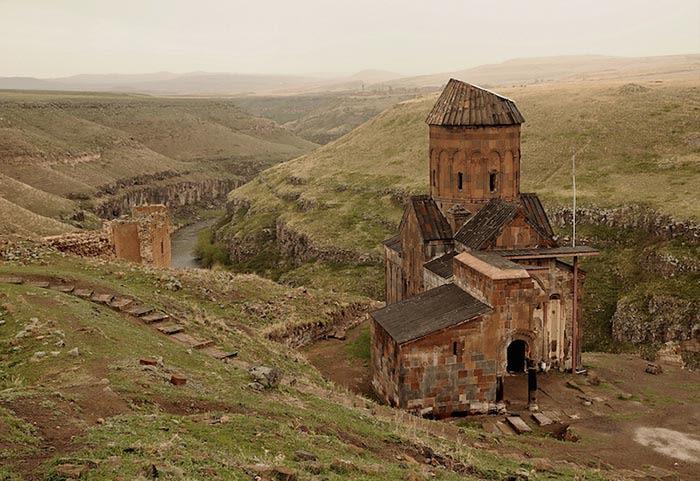ciudad medieval ani turquia