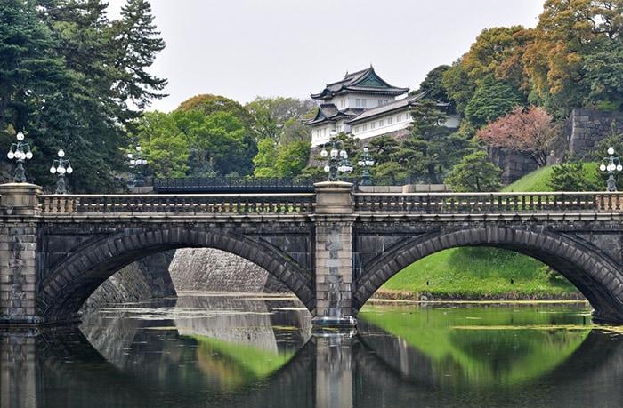Qué ver en Tokio: Palacio imperial