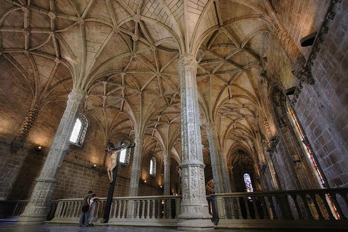 Jeronimos Monastery © Turismo de Lisboa / www.visitlisboa.com