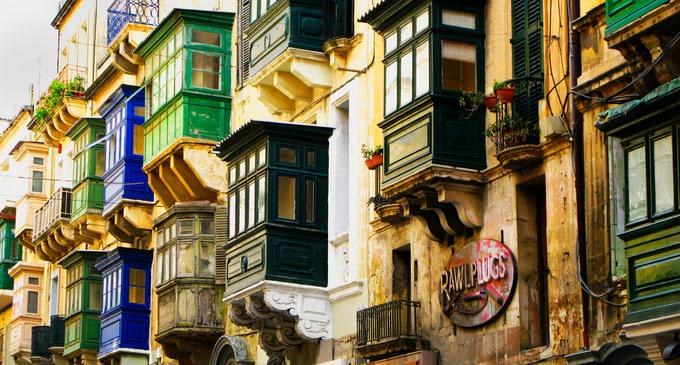 Balconies Malta