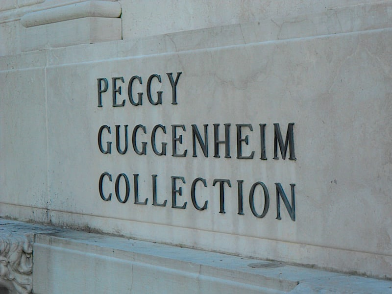 peggy guggenheim collection venecia