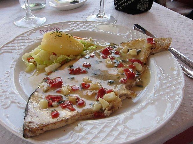 Gastronomía en Estepona