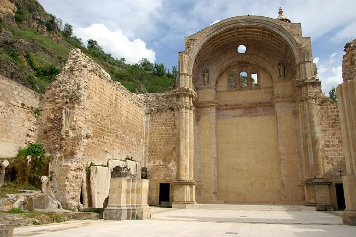 Iglesia Santa María de Cazorla