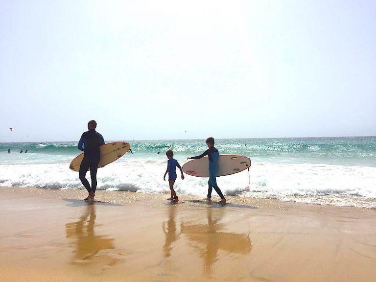 Fuerteventura, vacanza yoga e surf
