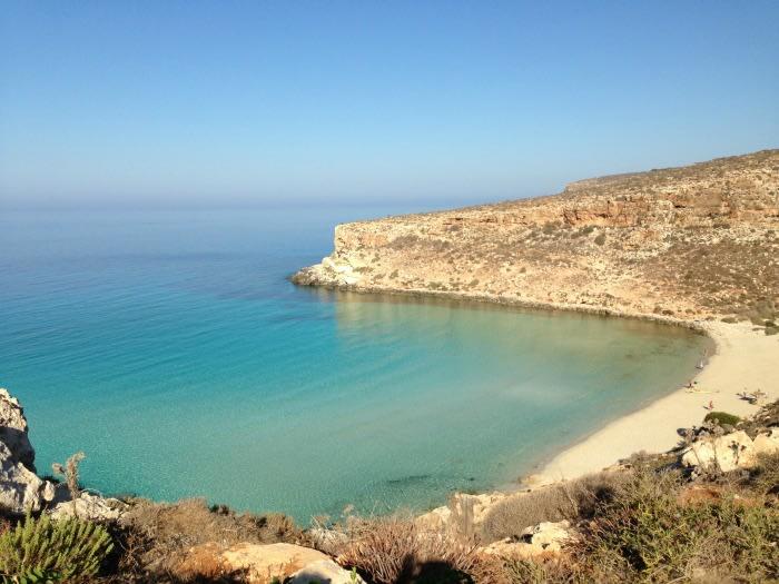 Lampedusa, Sicilia