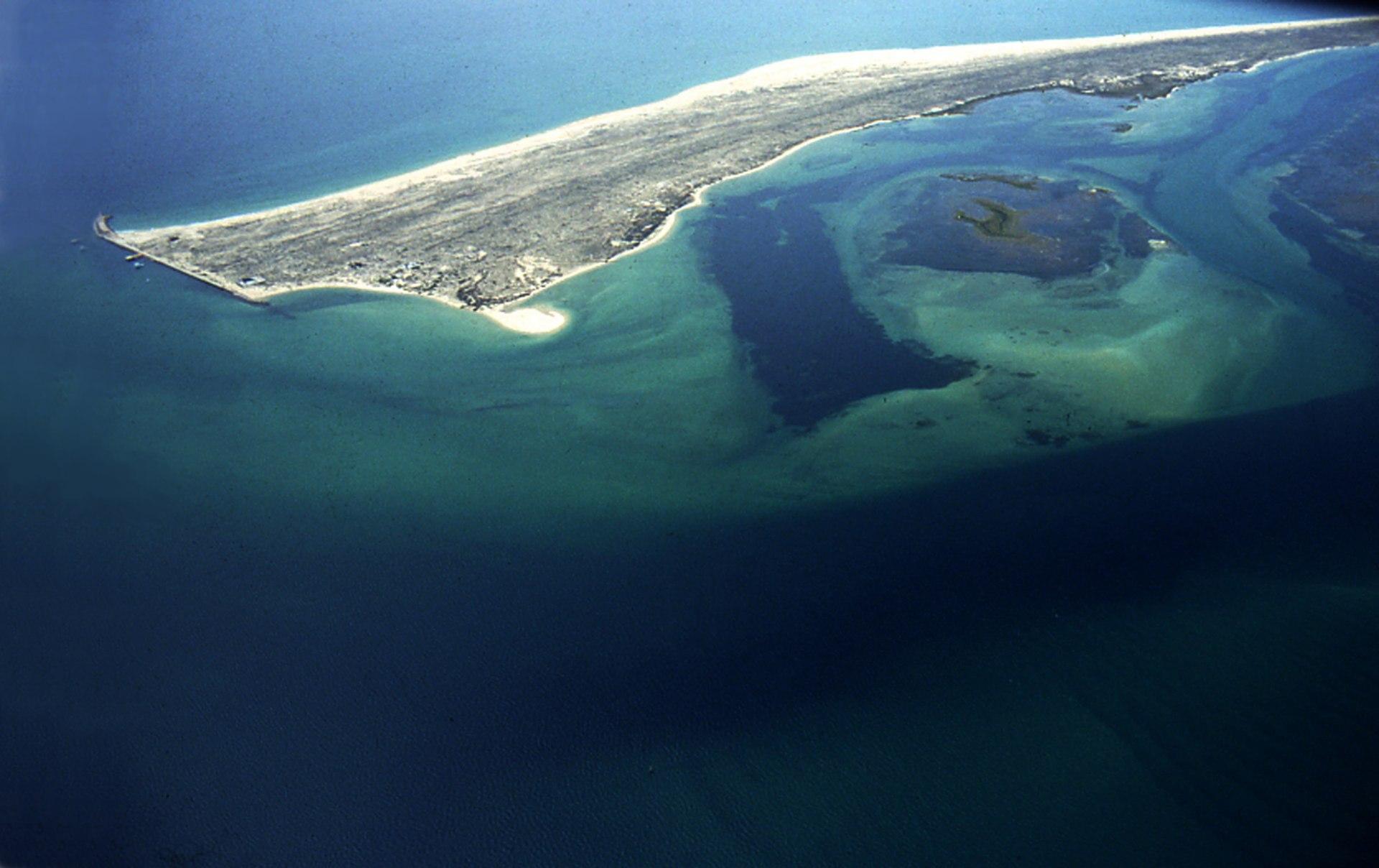 Playas naturistas: ilha deserta