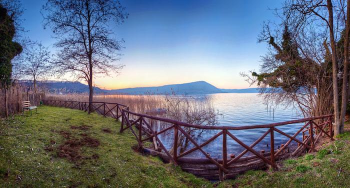 Lago di Vico Viterbo