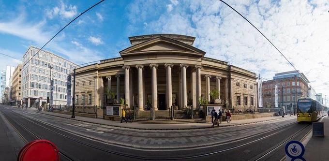Art Gallery en Manchester que ver
