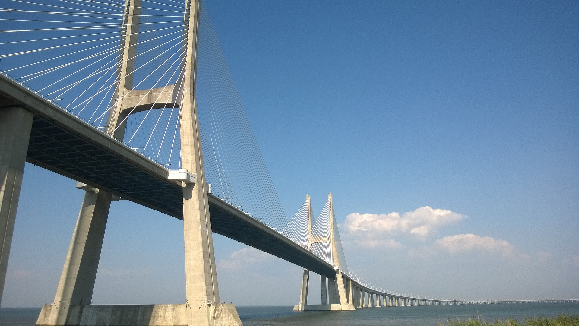 Il ponte Vasco da Gama
