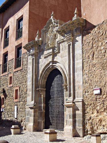 Museo Diocesano Albarracín Foto: Turol Jones Flickr.com, Creative Commons
