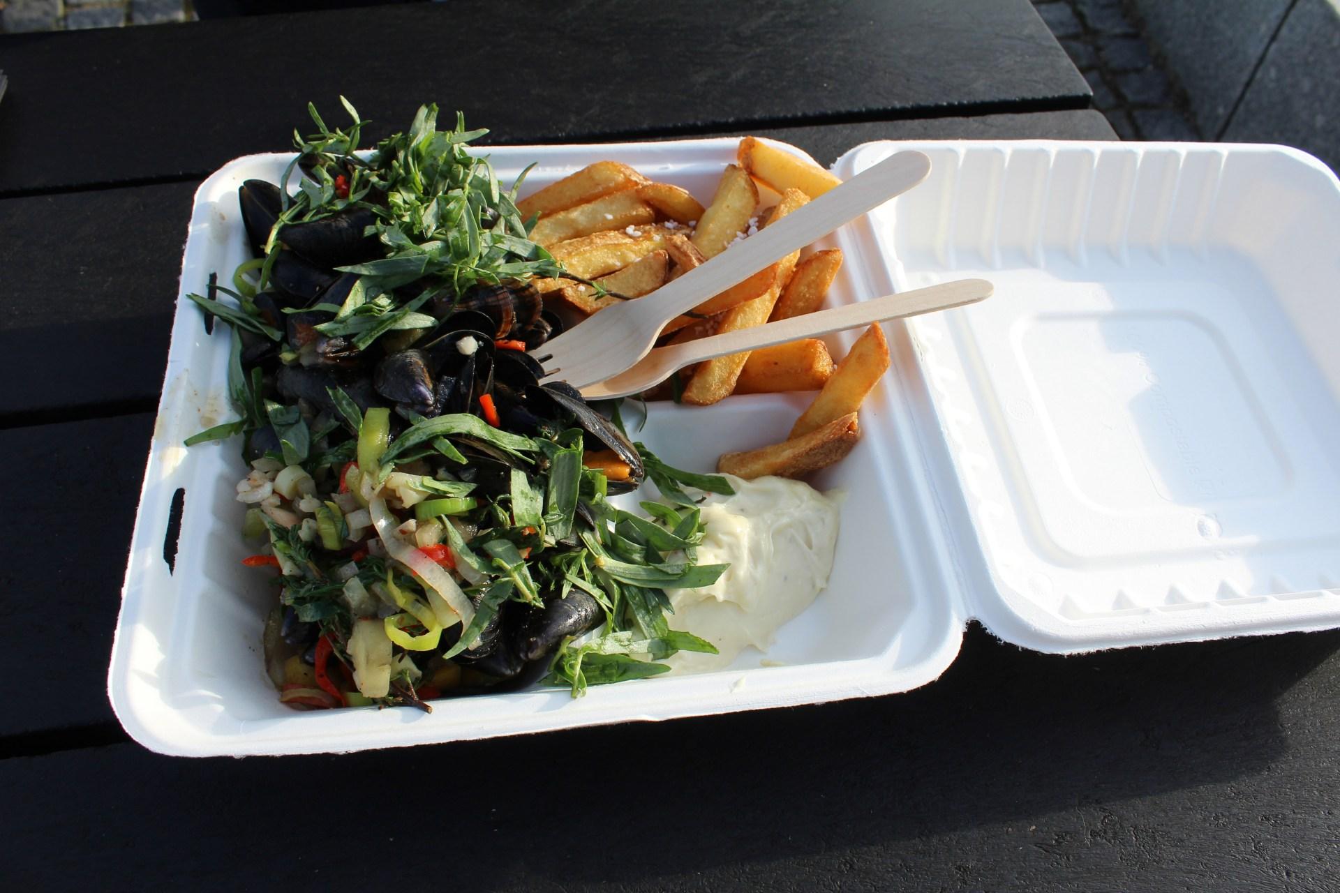 piatti tipici danesi moules frites