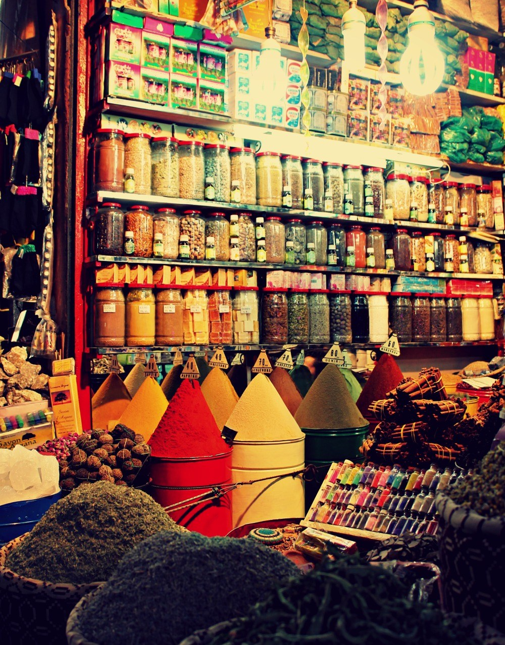 Souk Marocco