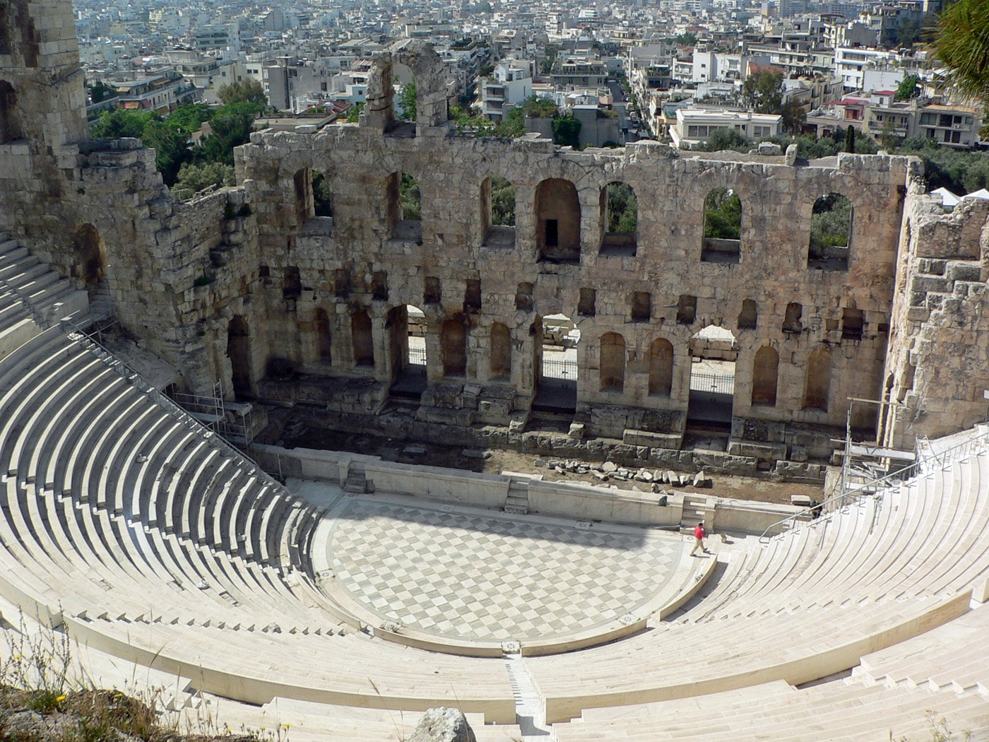 L'Odeon di Erode Attico