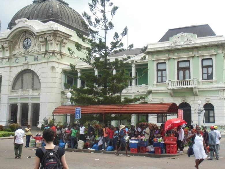 Maputo en Mozambique