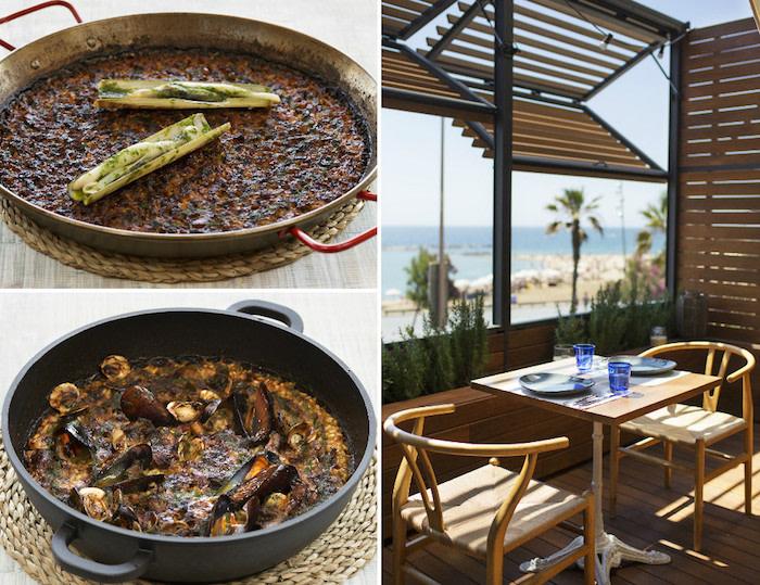 Qué comer en Barcelona: Arroces con solera con unas vistas únicas en Barraca.
